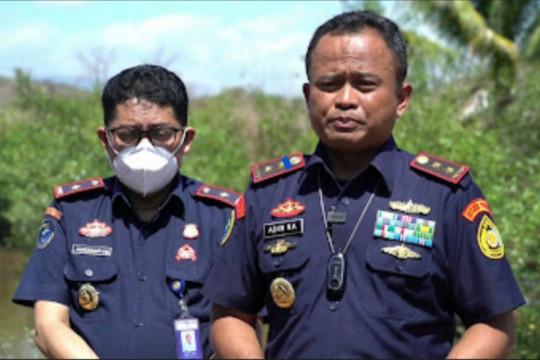 KKP amankan empat pelaku pelanggaran bom ikan di Perairan Selayar