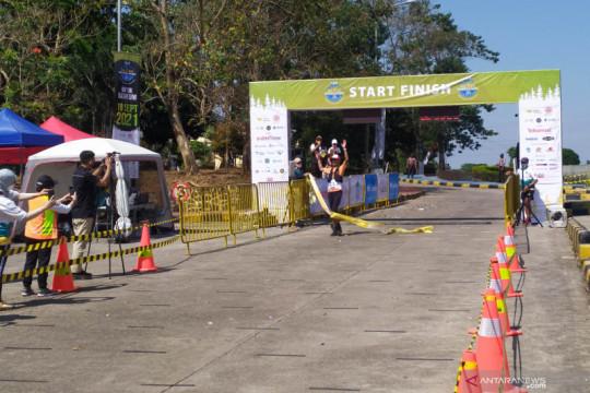 Ajang marathon Manglayang Ika Unpad-Palawa diikuti 150 peserta