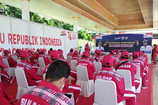 Kadispora: Atlet Sulbar akan berjuang maksimal di PON Papua