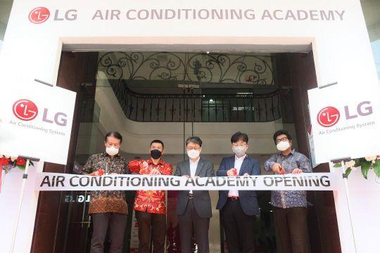 LG Indonesia dirikan akademi untuk latih tenaga ahli sistem AC