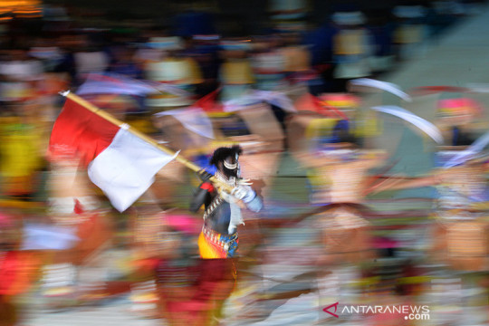 Kirab api PON Papua di Jayapura dimulai 1 Oktober