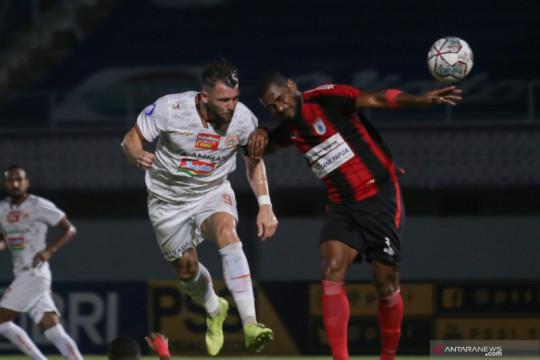 Persija raih kemenangan perdana setelah taklukkan Persela 2-1