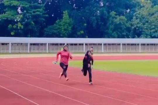Sumbar targetkan dua emas dari atletik di PON Papua