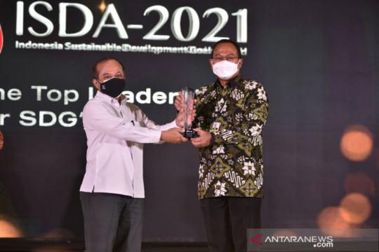 Pertamina raih empat penghargaan terkait SDGs di ISDA 2021