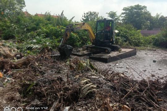 Waduk di Kecamatan Tandes Surabaya siap digunakan