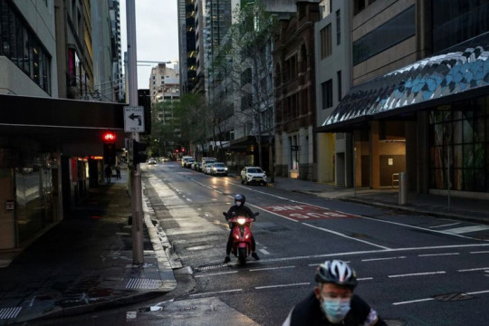 Sydney akan keluarkan buku panduan saat pembatasan COVID dilonggarkan