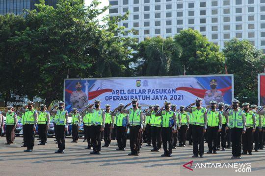 Operasi Patuh Jaya 2021 targetkan disiplin lalu lintas dan prokes