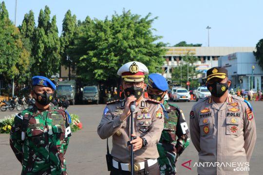 Operasi Patuh Jaya tertibkan kendaraan pelat hitam gunakan rotator