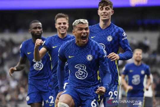 Liga Inggris : Chelsea sungkurkan Hotspur 3-0