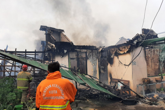 Terjadi 100 kebakaran di Tanjungpinang pada Januari-September 2021