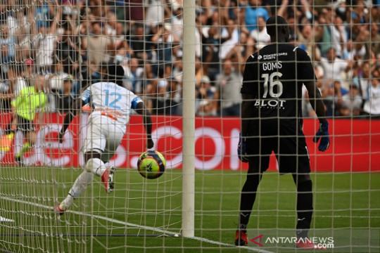 Marseille teruskan tren positif saat bekuk Rennes