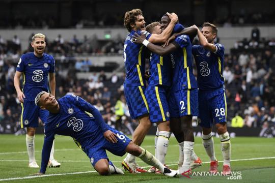 Klasemen Liga Inggris: Chelsea puncaki papan atas yang rapat
