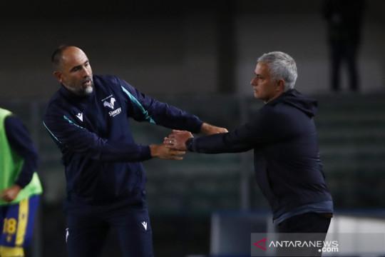 Mourinho bilang Roma gagal adaptasi perubahan pelatih Verona