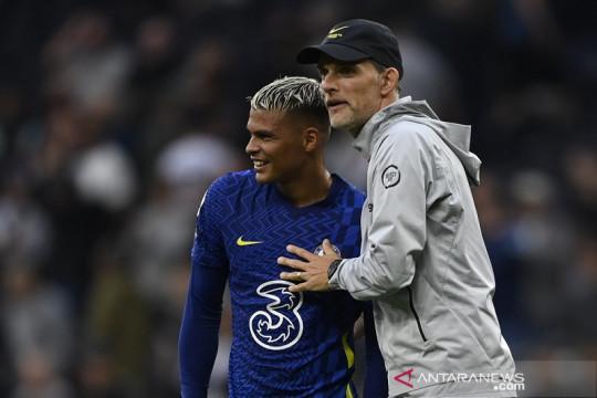 Tuchel puas pemain Chelsea jawab kekecewaan penampilan babak pertama
