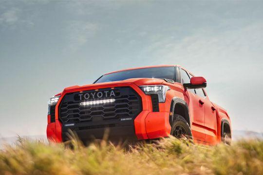 """Toyota hadirkan """"teaser"""" Tundra 2022"""