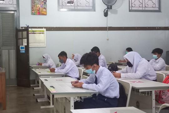 Kemendikbudristek : Kasus penularan COVID-19 di sekolah relatif kecil