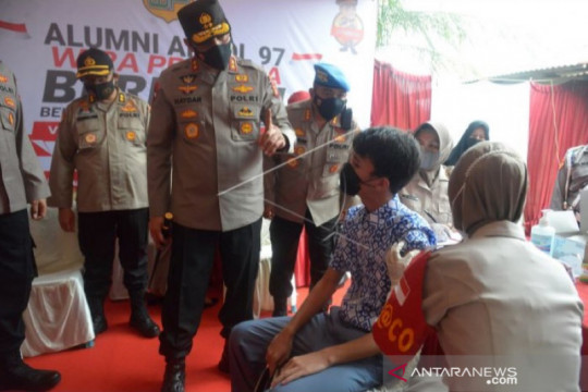 Warga sembuh COVID di Aceh bertambah 267 orang, terbanyak Banda Aceh