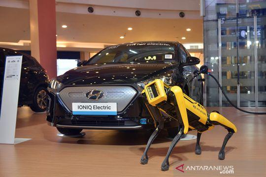 Hyundai manfaatkan robot Spot awasi keselamatan kerja pabrik
