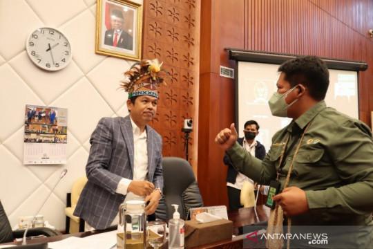 BBKSDA Papua ingatkan penggunaan mahkota cenderawasih imitasi