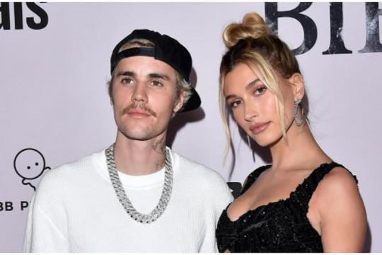 Hailey Baldwin bantah Justin Bieber lakukan KDRT