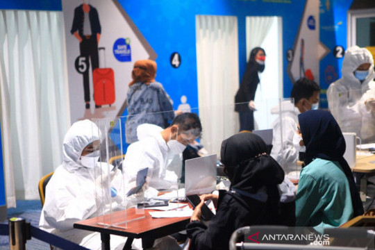 Kemarin, penanganan PMI di Kepri sampai Menhub cek prosedur kesehatan