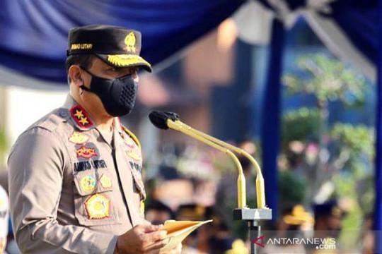 Kapolda Jateng larang razia kendaraan selama Operasi Patuh Candi
