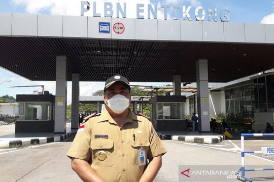 PLBN Entikong: Sekitar 100 PMI pulang dari Malaysia setiap hari