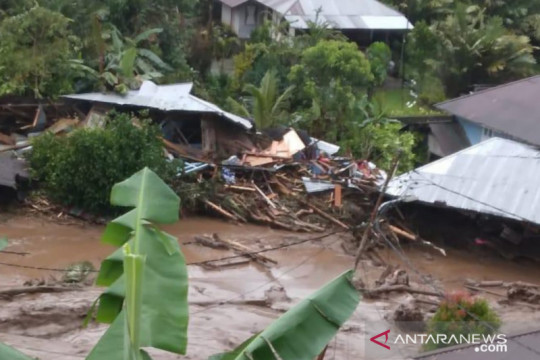 Pemkab tetapkan darurat bencana di Minahasa Tenggara