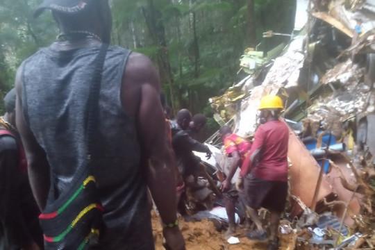 Kapolres Intan Jaya: Pesawat Rimbun Air diduga angkut barang berlebih