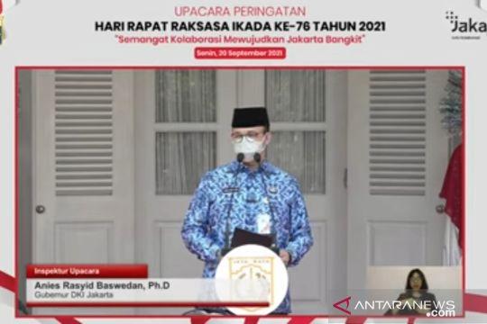 Ini kata Anies terkait makna peringatan Rapat Ikada di Jakarta
