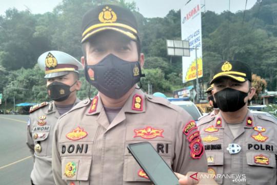 Sopir truk yang menabrak santri di Cianjur menyerahkan diri