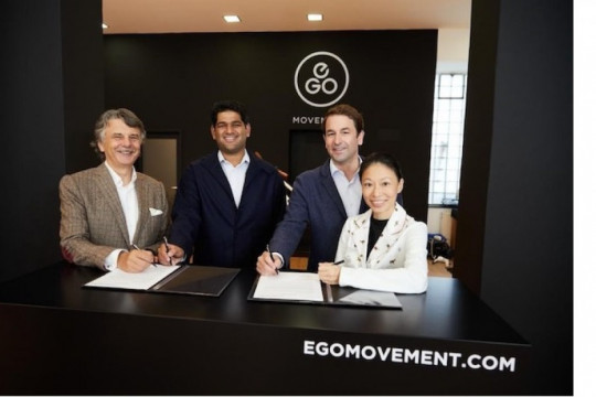 TVS Motor Company terjun ke bisnis e-mobility personal dengan saham mayoritas di merek e-bike Eropa EGO Movement