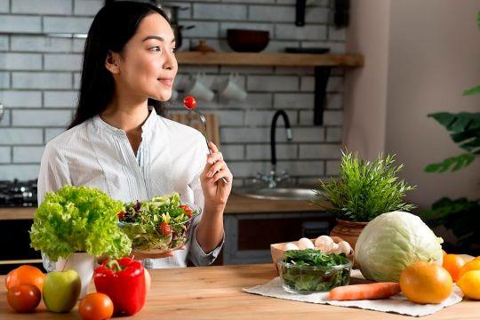 Memiliki pola makan berbeda, berikut penjelasan 6 tipe diet vegetarian