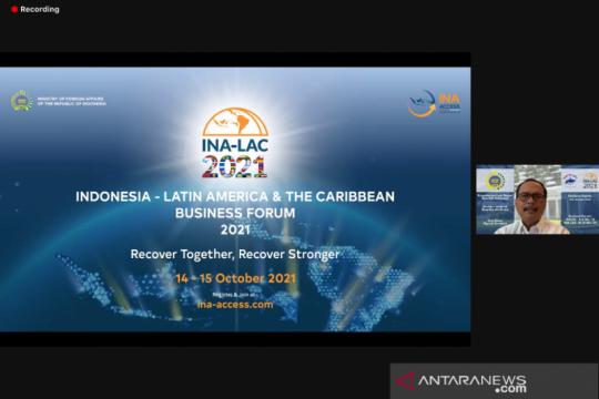 RI dalami potensi kerja sama ekonomi dengan Amerika Latin, Karibia