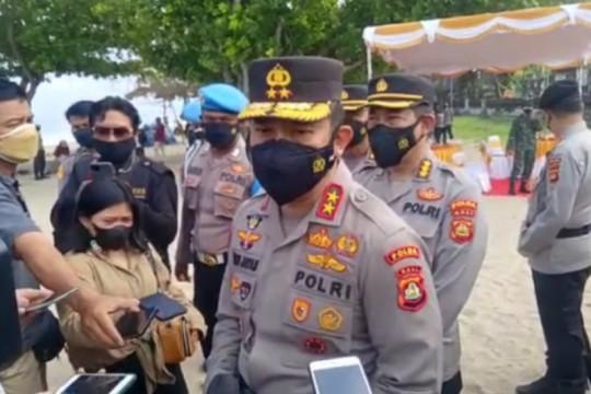 Kapolda Bali: Uji coba ganjil genap berlaku di wilayah Sanur-Kuta