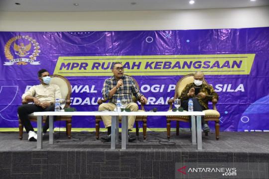 """MPR: Butuh """"role model"""" implementasikan nilai-nilai Pancasila"""