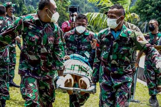 Anggota Brimob gugur dalam kontak tembak di Kiwirok