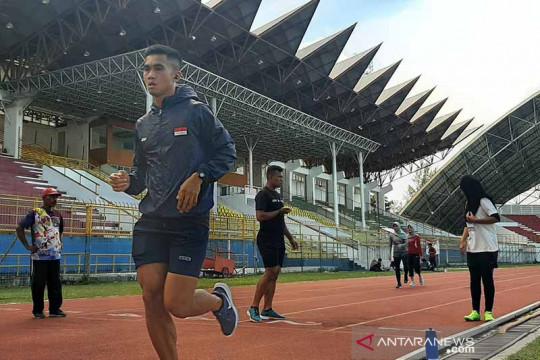 Tim atletik Aceh matangkan persiapan jelang PON Papua