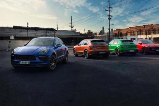 Porsche tawarkan update software bagi pemilik Macan second