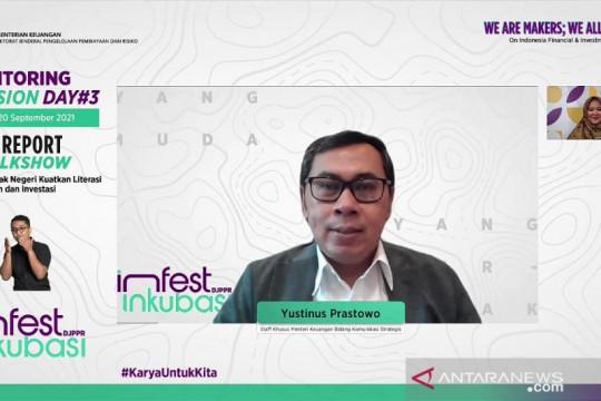 Stafsus Menkeu: Indonesia perlu mengatasi 'gap' edukasi