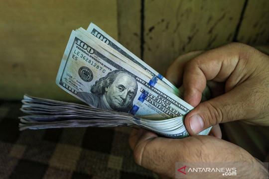 Dolar tahan kenaikan di Asia, yuan tertekan kenaikan risiko Evergrande