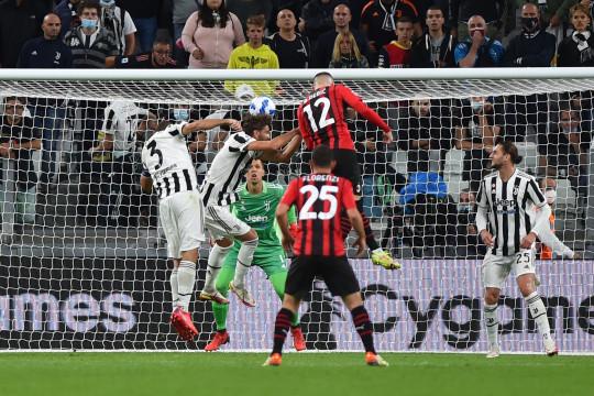 Juventus pasca Ronaldo masih dihantui mimpi buruk