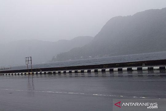 Hujan kembali guyur Sangihe, BPBD  minta warga waspada