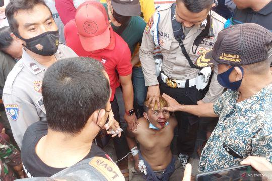 Personel Polsek Cilincing tangkap pemuda terduga pencuri motor