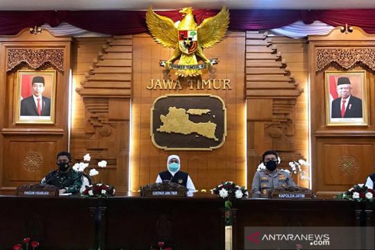 Pemprov Jatim: 19 kabupaten/kota masuk level 1 asesmen Kemenkes