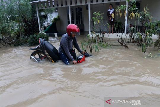 BMKG: Waspadai potensi hujan lebat akibatkan banjir di Sumut