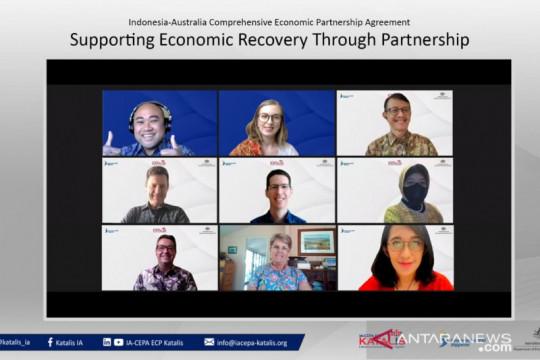 RI-Australia  perkuat kerja sama pemulihan ekonomi via Program Katalis