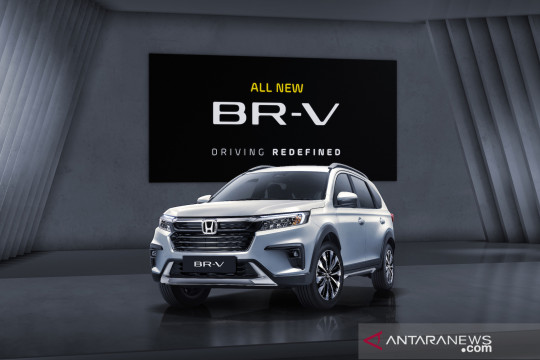 All New Honda BR-V meluncur gantikan label N7X