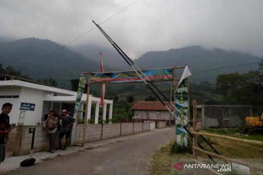 Jalur wisata pendakian Gunung Guntur ditutup karena ada pendaki hilang