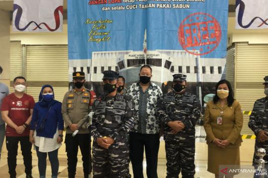 TNI AL sasar sentra ekonomi untuk vaksinasi massal COVID-19